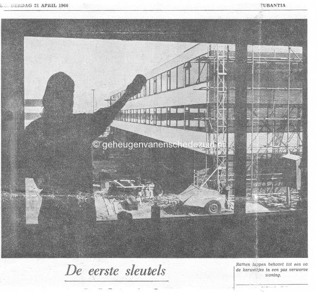1966 Eerste oplevering Wesselerbrink bron Dhr en Mw Buijs - foto bij artikel.jpg