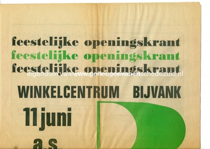 1970 11 juni, opening winkelcentrum het bijvank, bron WF Franke (13).jpg