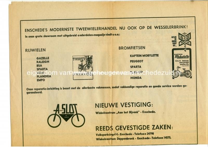1970 11 juni, opening winkelcentrum het bijvank, bron WF Franke (2).jpg