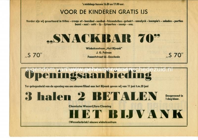 1970 11 juni, opening winkelcentrum het bijvank, bron WF Franke (4).jpg