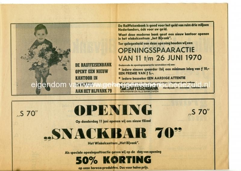 1970 11 juni, opening winkelcentrum het bijvank, bron WF Franke (5).jpg