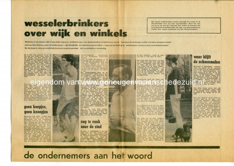 1970 11 juni, opening winkelcentrum het bijvank, bron WF Franke (6).jpg