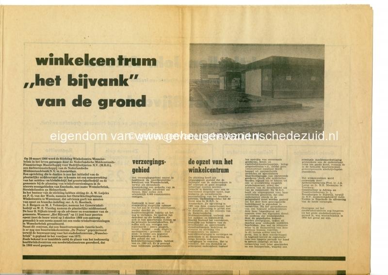 1970 11 juni, opening winkelcentrum het bijvank, bron WF Franke (9).jpg