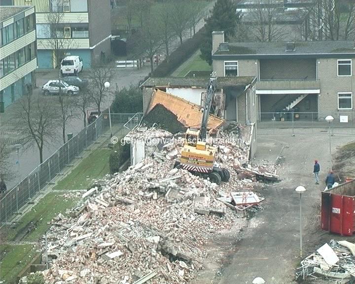 2000-2002 Broekheurnestede sloop en nieuwbouw bijgebouw bron Pieter Bominaar (100009).jpg