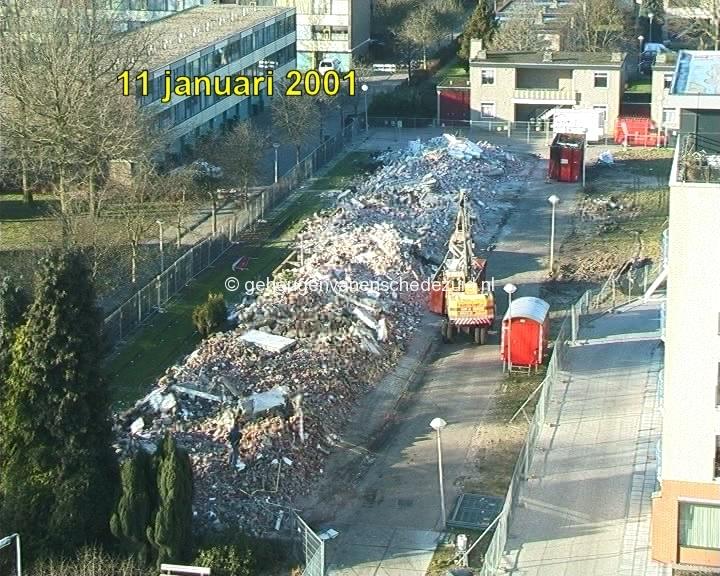 2000-2002 Broekheurnestede sloop en nieuwbouw bijgebouw bron Pieter Bominaar (100010).jpg