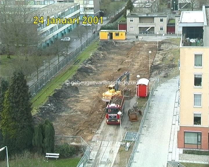 2000-2002 Broekheurnestede sloop en nieuwbouw bijgebouw bron Pieter Bominaar (100015).jpg