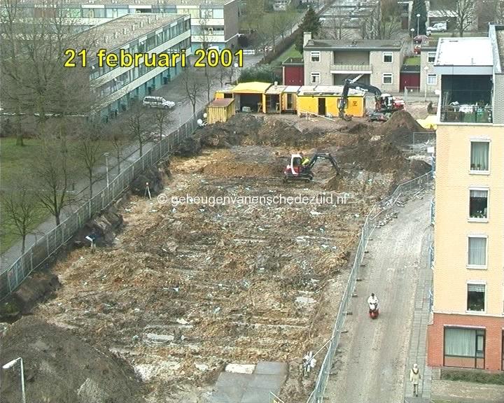 2000-2002 Broekheurnestede sloop en nieuwbouw bijgebouw bron Pieter Bominaar (100027).jpg