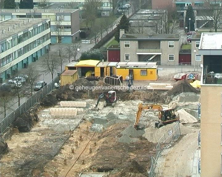 2000-2002 Broekheurnestede sloop en nieuwbouw bijgebouw bron Pieter Bominaar (100034).jpg