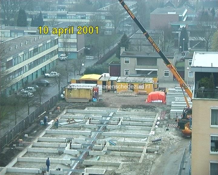 2000-2002 Broekheurnestede sloop en nieuwbouw bijgebouw bron Pieter Bominaar (100066).jpg
