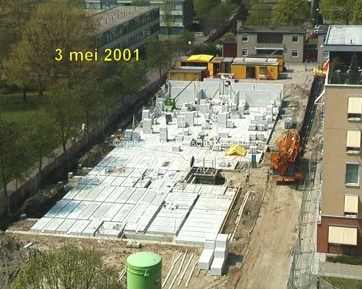 2000-2002 Broekheurnestede sloop en nieuwbouw bijgebouw bron Pieter Bominaar (100076).jpg