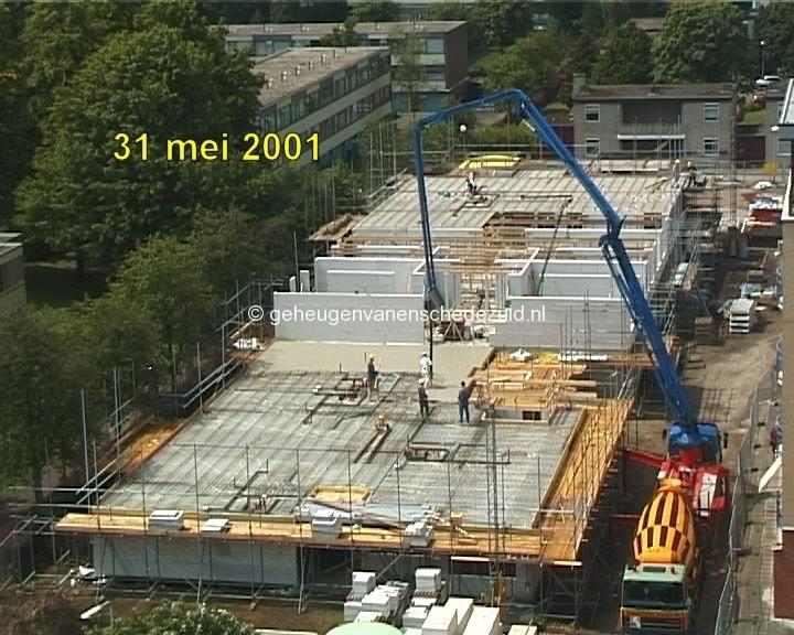 2000-2002 Broekheurnestede sloop en nieuwbouw bijgebouw bron Pieter Bominaar (100091).jpg