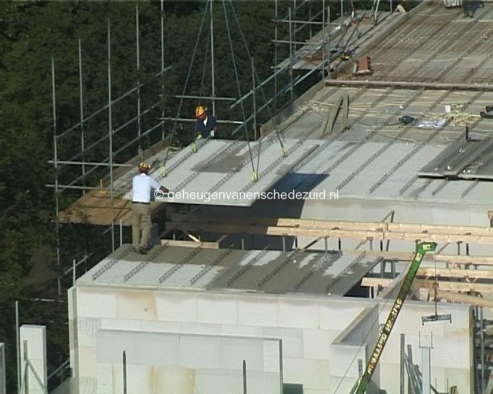2000-2002 Broekheurnestede sloop en nieuwbouw bijgebouw bron Pieter Bominaar (100094).jpg