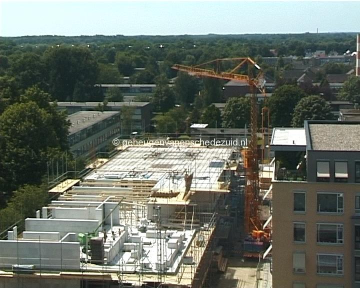 2000-2002 Broekheurnestede sloop en nieuwbouw bijgebouw bron Pieter Bominaar (100100).jpg