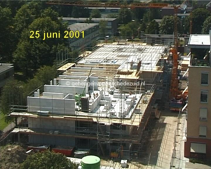 2000-2002 Broekheurnestede sloop en nieuwbouw bijgebouw bron Pieter Bominaar (100101).jpg