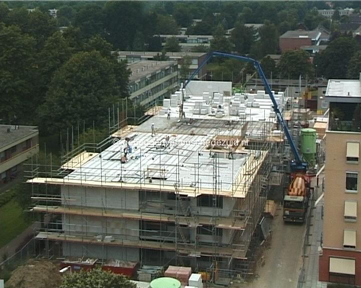 2000-2002 Broekheurnestede sloop en nieuwbouw bijgebouw bron Pieter Bominaar (100103).jpg