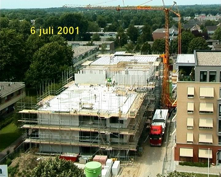 2000-2002 Broekheurnestede sloop en nieuwbouw bijgebouw bron Pieter Bominaar (100105).jpg