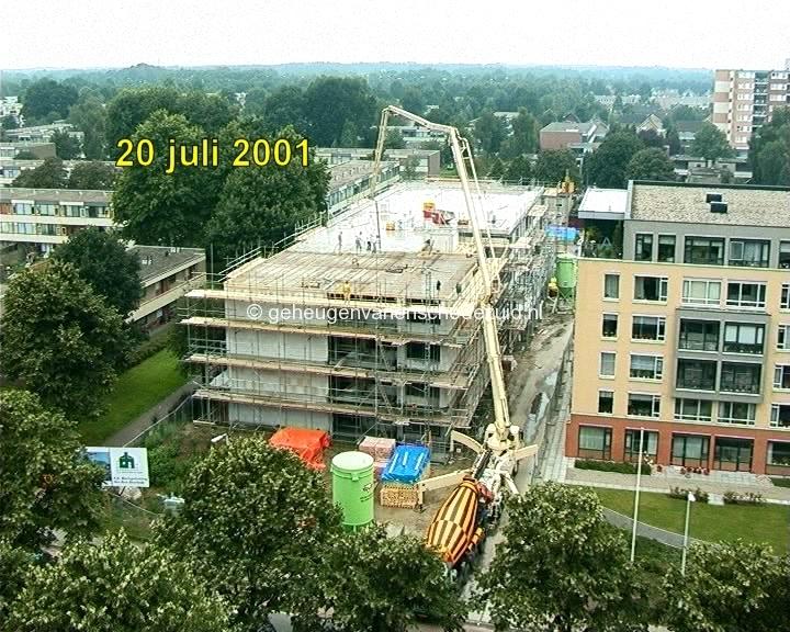2000-2002 Broekheurnestede sloop en nieuwbouw bijgebouw bron Pieter Bominaar (100108).jpg