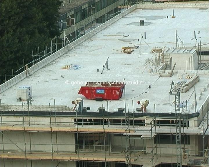 2000-2002 Broekheurnestede sloop en nieuwbouw bijgebouw bron Pieter Bominaar (100113).jpg