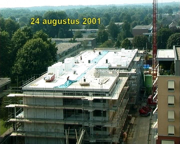 2000-2002 Broekheurnestede sloop en nieuwbouw bijgebouw bron Pieter Bominaar (100117).jpg