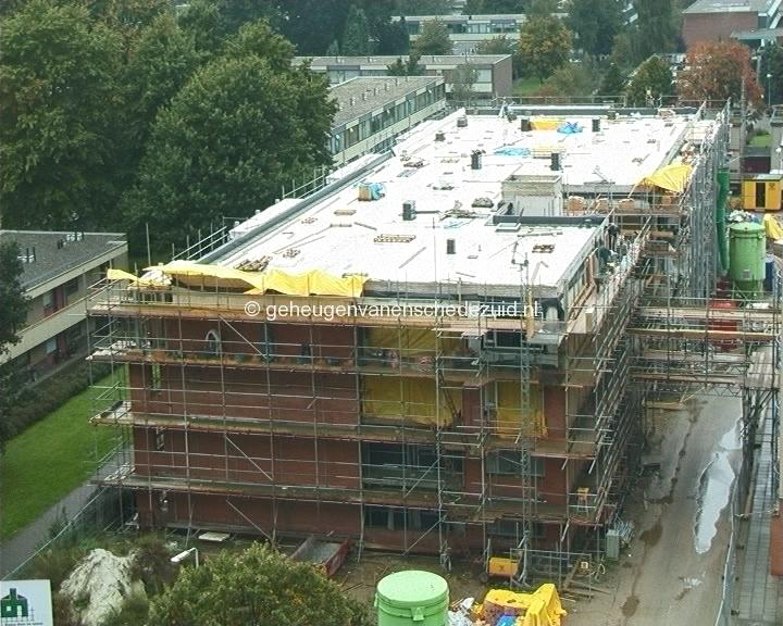 2000-2002 Broekheurnestede sloop en nieuwbouw bijgebouw bron Pieter Bominaar (100126).jpg