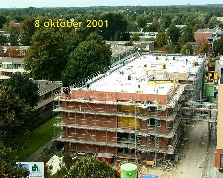 2000-2002 Broekheurnestede sloop en nieuwbouw bijgebouw bron Pieter Bominaar (100128).jpg