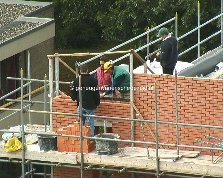 2000-2002 Broekheurnestede sloop en nieuwbouw bijgebouw bron Pieter Bominaar (100130).jpg