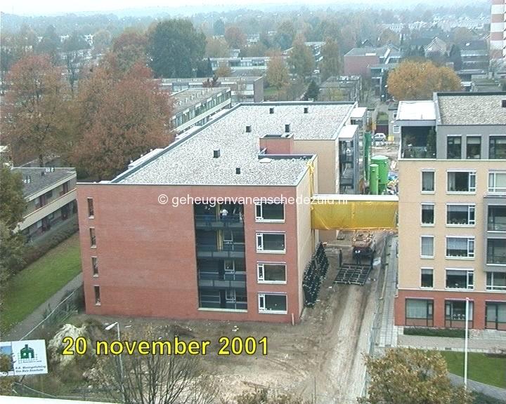 2000-2002 Broekheurnestede sloop en nieuwbouw bijgebouw bron Pieter Bominaar (100138).jpg