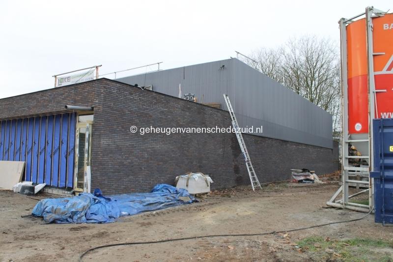 2012-2013 Nieuwbouw gymzaal Het Riet Fotograaf Arie Westerhuis (10008).JPG