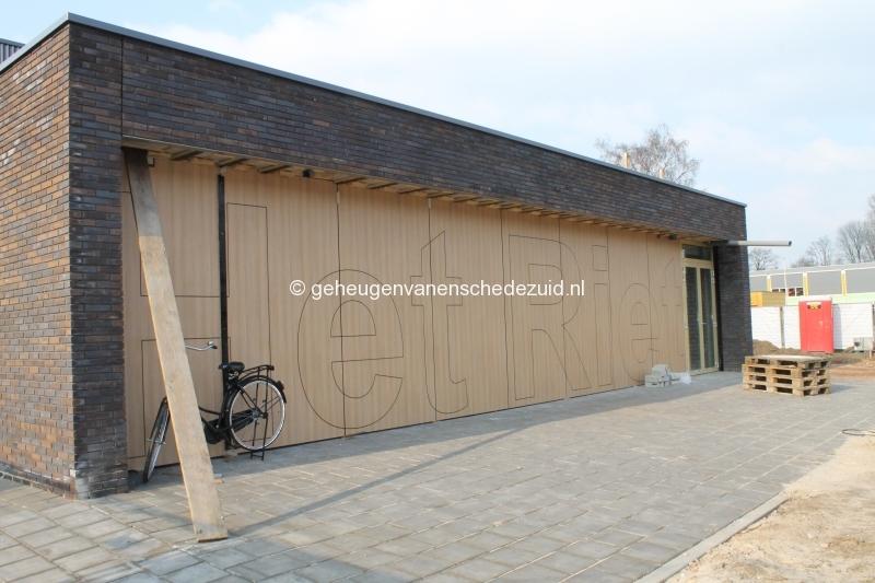 2012-2013 Nieuwbouw gymzaal Het Riet Fotograaf Arie Westerhuis (10011).JPG
