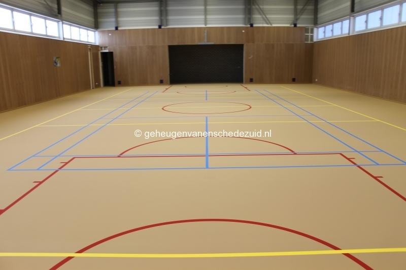 2012-2013 Nieuwbouw gymzaal Het Riet Fotograaf Arie Westerhuis (10012).JPG