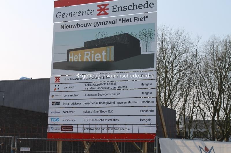 2012-2013 Nieuwbouw gymzaal Het Riet Fotograaf Arie Westerhuis (10015).JPG
