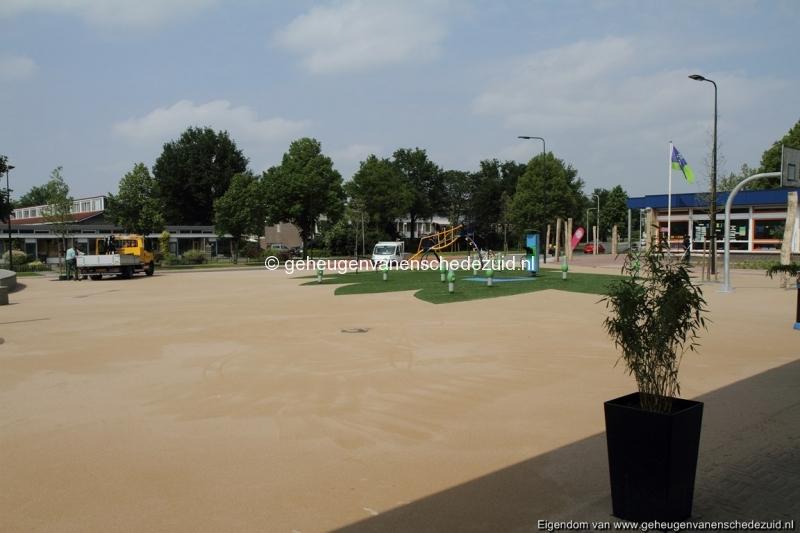 2012 inrichting Stroinksplein bron Freddy van Tellingen (2).jpg