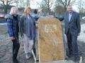 2014-03-25 Eerste steen legging bron Arie Westerhuis (10017).JPG
