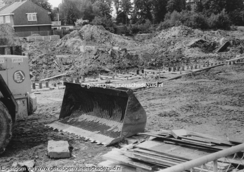 1988-1990 Aanleg  rijksweg 35 Begin Bouw viaduct van Veenlaan bron Hans Tietjens (27).jpg