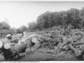 1988-1990 Aanleg  rijksweg 35 gedeeltelijk kappen bos naast vijver voor afrit naar Vlierstraat bron Hans Tietjens (37).jpg