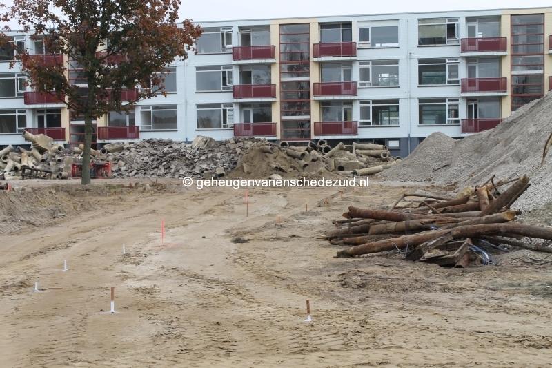 2013-10-08 Het nieuwe Bijvank Infra Achterkant flat Sibculobrink.JPG
