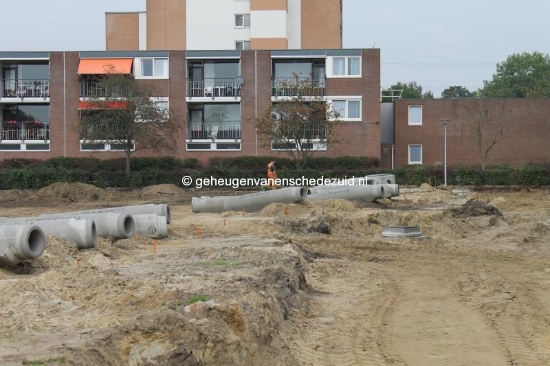 2013-10-08 Het nieuwe Bijvank Infra Contouren Marlebrink al te zien.JPG