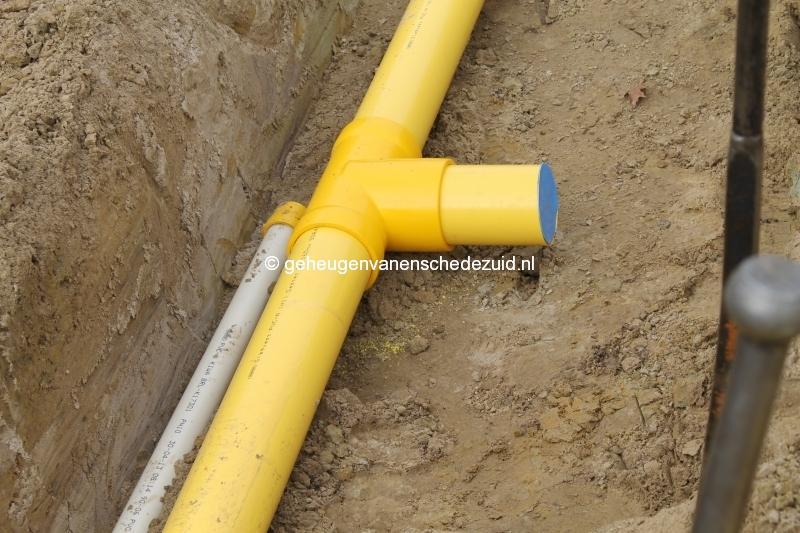 2013-10-08 Het nieuwe Bijvank Infra Nieuwe gas-waterleiding.JPG