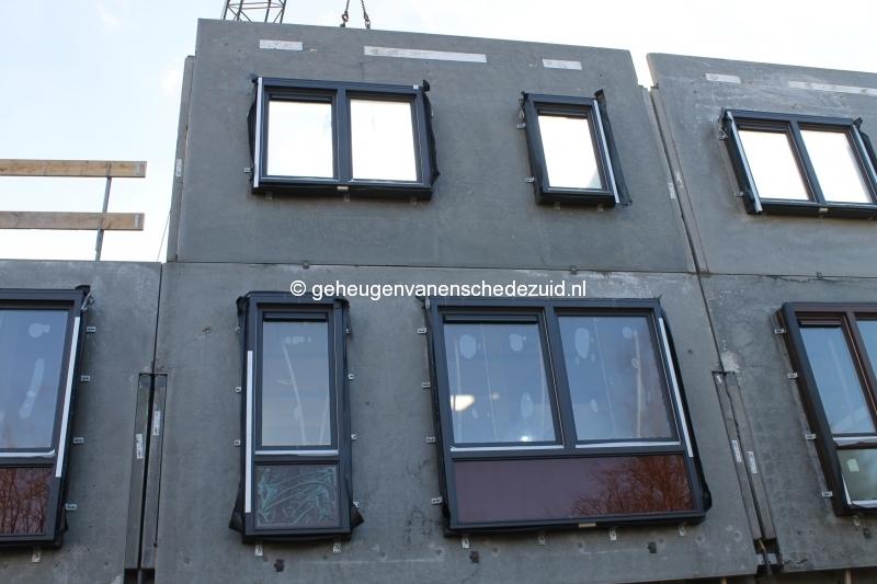 2014-01-10 Het nieuwe Bijvank Lindebrink Bouw eerste woningen  (6).JPG