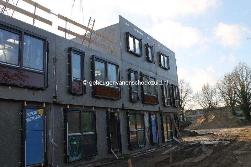 2014-01-10 Het nieuwe Bijvank Lindebrink Bouw eerste woningen  (7).JPG