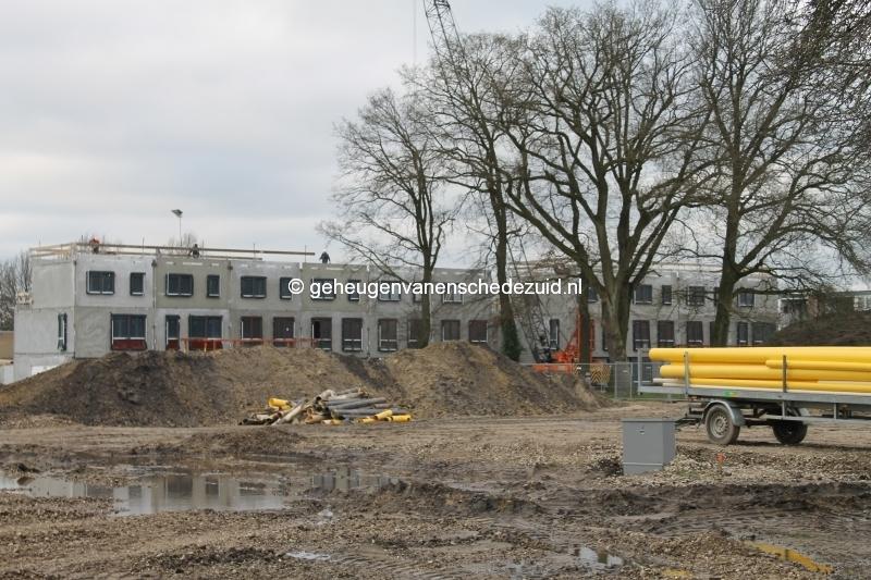 2014-01-27 Het nieuwe Bijvank Marlebrink Bouw eerste woningen (1).JPG