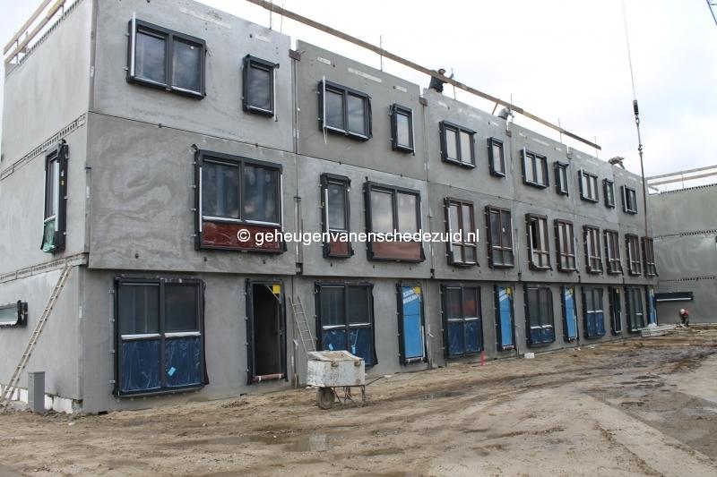 2014-01-27 Het nieuwe Bijvank Marlebrink Bouw eerste woningen (3).JPG