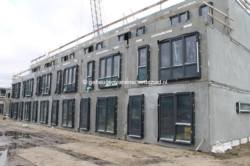 2014-01-27 Het nieuwe Bijvank Marlebrink Bouw eerste woningen (5).JPG