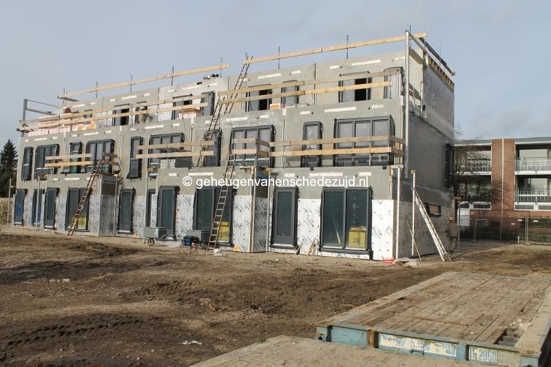2014-02-06 Het nieuwe Bijvank Lindebrink Bouw eerste woningen (1).JPG