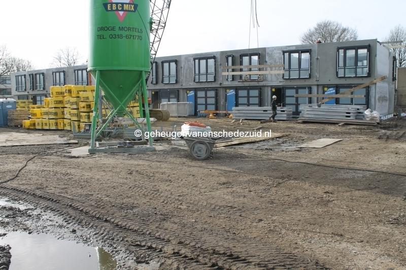2014-02-06 Het nieuwe Bijvank Marlebrink Bouw eerste woningen (1).JPG
