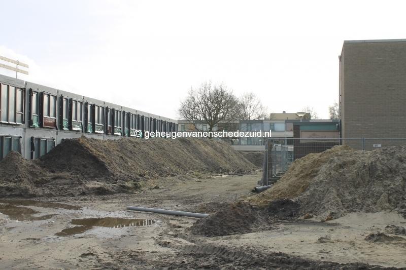 2014-02-06 Het nieuwe Bijvank Marlebrink Bouw eerste woningen (3).JPG