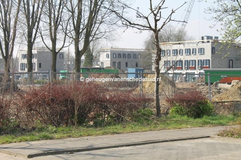 2014-03-28 Het nieuwe Bijvank Zicht vanaf Broekheurnestede op nieuwbouw (2).JPG