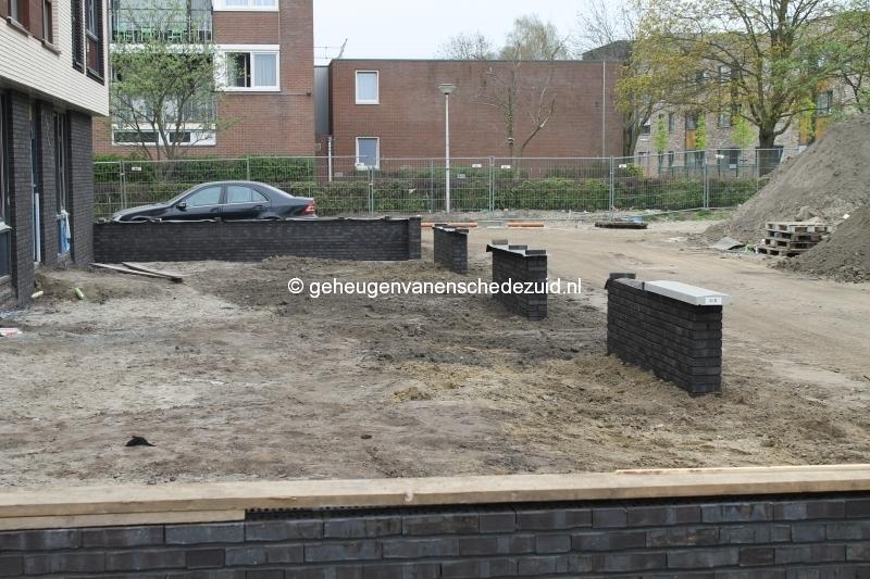 2014-04-04 Het nieuwe Bijvank Marlebrink Tuinmuur Voorkant (2).JPG
