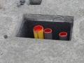2013-12-17 Het nieuwe Bijvank Lindebrink Diverse  aansluitingen door betonvloer (2).JPG