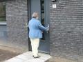 2014-06-05 Het nieuwe Bijvank Eerste sleutel bewoners (10019).JPG